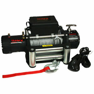 W10b Trail Fx Vehicle Recovery Winch 10 000lbs 12v Electric