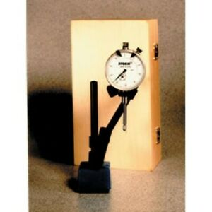 Central Tools 3d101 0 1 Dial Indicator W base