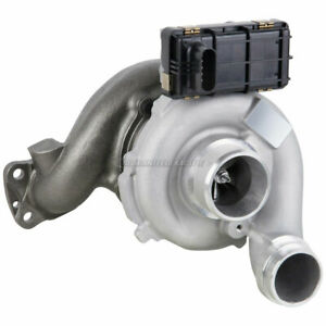 Fits Jeep Grand Cherokee 3 0l Crd 2007 Turbo Turbocharger W Electronic Actuator