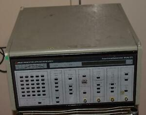 Eg g Princeton Model 273 Potentiostat Galvanostat Tester Analyzer
