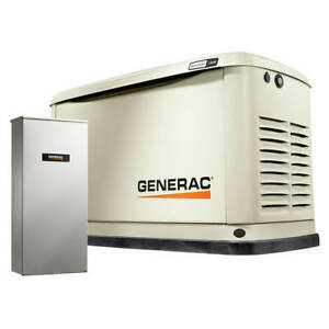 Generac 70331 11kw 530cc Air cooled Automatic Wi fi Monitored Standby Generator