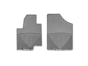 Weathertech All Weather Floor Mats For Kia Soul 2010 2013 1st Row Grey