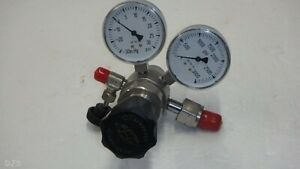 Smith Stainless 3000 Psi Gas Regulator Osc De7