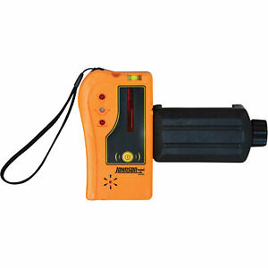 Johnson Level Tool Laser Detector W clamp 40 6705