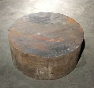 7 1 2 Diameter 8620 Hot Rolled Steel Round Bar Stock 7 5 X 3 1875 Length