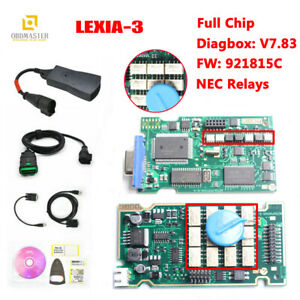 Lexia3 With Serial 921815c Firmware Lexia 3 Pp2000 Diagbox V7 83 Full Chips
