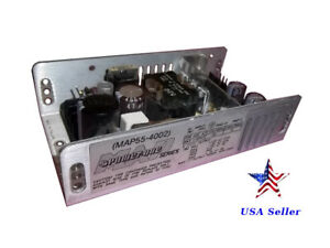 Power One Map55 4002 55w Open Frame Switching Power Supply