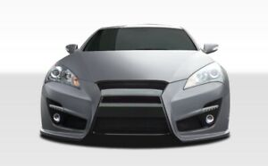 Duraflex Tp r Front Bumper Body Kit For 10 12 Hyundai Genesis Coupe
