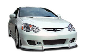Duraflex B 2 Front Bumper Body Kit For 02 04 Acura Rsx