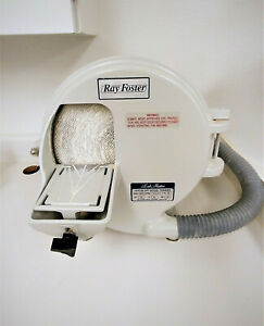 Dental Lab Equipment Used Exc Condition Ray Foster dry Model Grinder