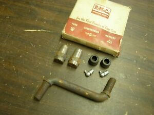 Nos Oem Ford 1949 1950 1951 Idler Arm Kit Customline Crestliner Custom