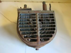 Vintage Car Truck 6v Arvin Heater 1940 S Chevy Ford Dodge