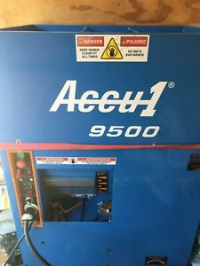 Accu 1 9500 Loose Fiberglass Insulation Machine Only Has 12 Hours On It