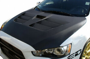 Duraflex Gt Concept Hood Body Kit For 08 17 Mitsubishi Lancer Evolution 10