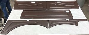 86 95 Suzuki Samurai Sj410 Sj413 Interior Panels Soft Top Custom Made Brown