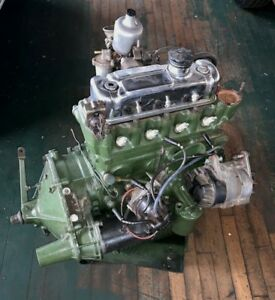 Austin Mini Engine transmission Very Low Miles