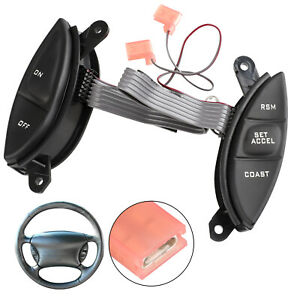 Steering Wheel Cruise Control Switch For Ford F150 Explorer F87a 9d809 Ba
