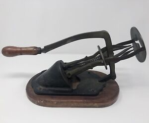 Antique Racing Pigeon Ring Attaching Device Late Victorian Edwarian