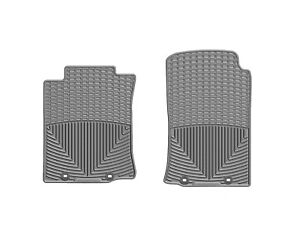 Weathertech All Weather Floor Mats For Toyota Tacoma 2012 2015 1st Row Grey