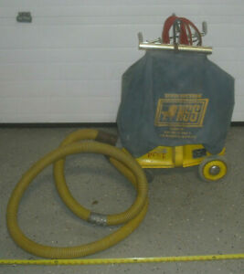 National Super Service Nss M 1 Pig Commercial Canister Vacuum Heavy Duty
