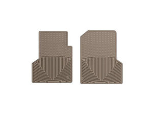 Weathertech All weather Floor Mats For Jeep Wrangler 1997 2006 1st Row Tan