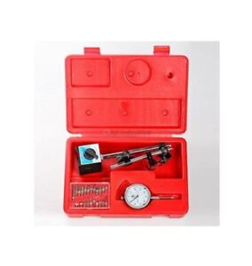 Dial Indicator Set Test 001 With On Off Magnetic Base Supply Magnetic