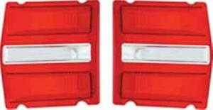New Mopar 1968 Dodge Dart Tail Light Lenses