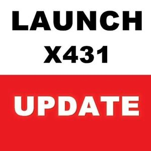 Launch Tech Usa X431 1 Year Software Subscription Card For X431 Scan Tools