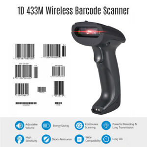 Handheld Portable Rechargeable Usb Barcode Scanner Bar Code Reader Ccd Scan O6k7