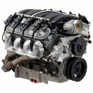 Chevrolet Performance 19329246 Ls7 427ci 7 0l Engine 505 Hp 6300 Rpm 470 Ft