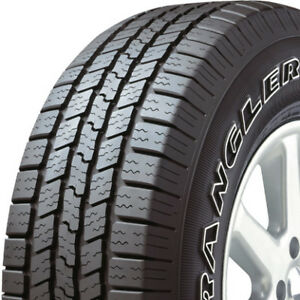 2 New 255 70 16 Goodyear Wrangler Sr a All Season 500ab Tires 2557016