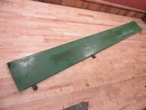 Good Used Parts Vintage 1967 Oliver 1650 Gas Farm Tractor Right Hood Side Panel