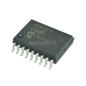 10pcs Mcp2515 i so Stand alone Can Controller With Spi Interface Sop18