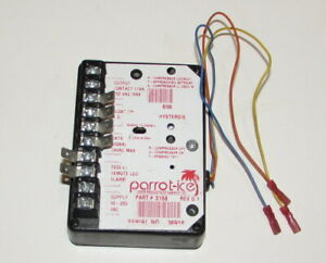 Parrot ice Control Board P n 3168 Frozen Beverage Machine Board