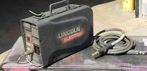 96720 Lincoln Electric Ln 25 Pro Portable Wire Feeder