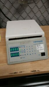 Vwr Scientific 400hps Digital Programmable Hot Plate Stirrer