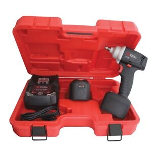 3 8 Drive 12 Volt Cordless Impact Wrench Kit Cpt8738l Brand New