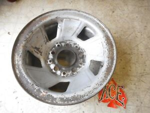 92 95 Ford F150 Pickup Truck Bronco Oem 15x7 5 Spare Stock Steel Wheel Painted