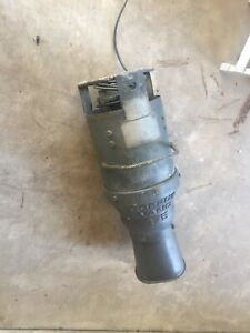 Coppus Vano 175 Confined Space Manhole Tank Ventilation Ducted Fan Axial Blower