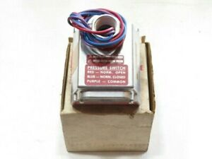 Delaval Barksdale Pressure Switch Cd1h h18 0 4 18psi New In Box