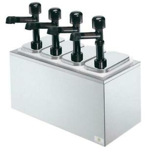 Server 79830 Countertop Bar Combo Dispenser