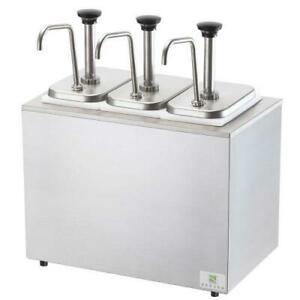 Server 83790 Countertop Bar Combo Dispenser