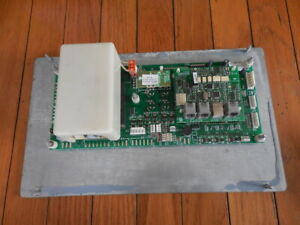 Continental Girbau Eh055 G365205 Microprocessor Board W Power Supply