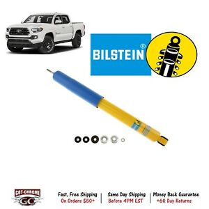 24 186056 Bilstein 4600 Rear Monotube Yellow Shock Absorbers For Toyota Tacoma