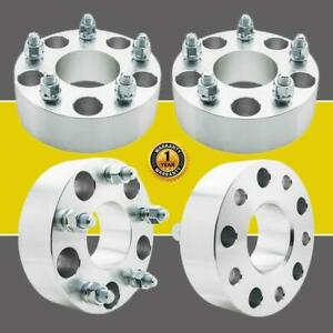 4pcs 2 Wheel Spacers 5x5 5x127mm 1 2 X 20 Adapters For Jeep Grand Cherokee
