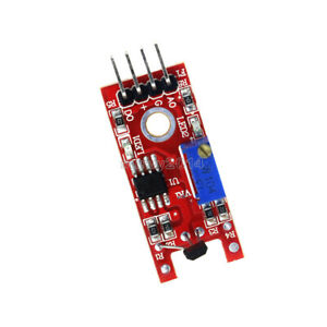2pcs New Hall Magnetic Standard Linear Module For Arduino Avr Pic Ky 024