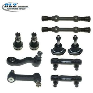 For 1971 1972 Gmc G25 G2500 Van Suspension Kit Set Tie Rod Sleeve Idler Arm