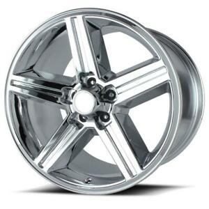 17 Inch 17x8 Oe Creations Pr148 Chrome Wheel Rim 5x4 75 5x120 65 0