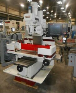 Fryer Mb11q Bed Type Cnc Toolroom Vertical Mill