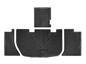 Weathertech Custom All weather Floor Mats For 2005 2010 Honda Odyssey 2nd Row